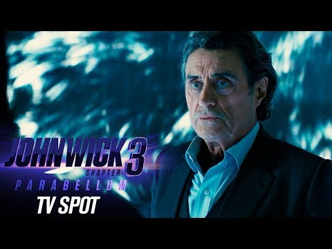 """John Wick: Chapter 3 – Parabellum (2019) Official TV Spot """"Sounds"""" – Keanu Reeves"""