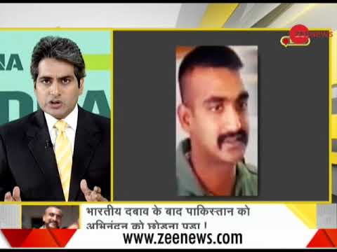DNA: Zee News slam Indian Media for revealing details of Abhinandan Varthaman