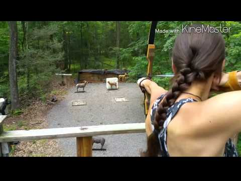 S1:E1Delaware Valley Fish And Game 3D shoot