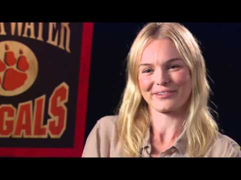 Kate Bosworth 'Straw Dogs' Interview