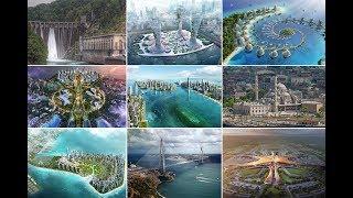 أضخم 10 مشاريع مستقبلية في تركيا | مطارات- مدن- جسور -سدود .....