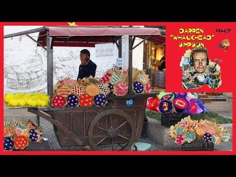 Whackhead Simpson - Chinese Florist Karaoke 2