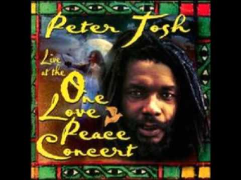 Peter Tosh - Equal Rights (Live at One Love Peace Concert '78)