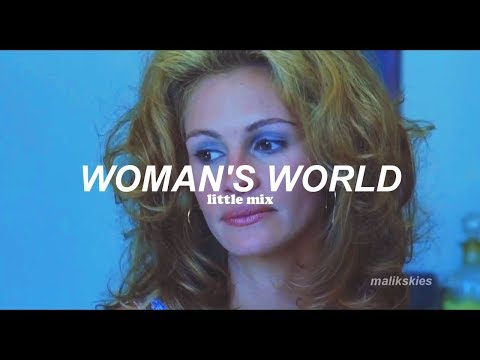 Little Mix - Woman&39;s World Traducida al español