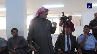وزير البلديات يفتتح بلدية النسيم بجرش - (5-10-2018)