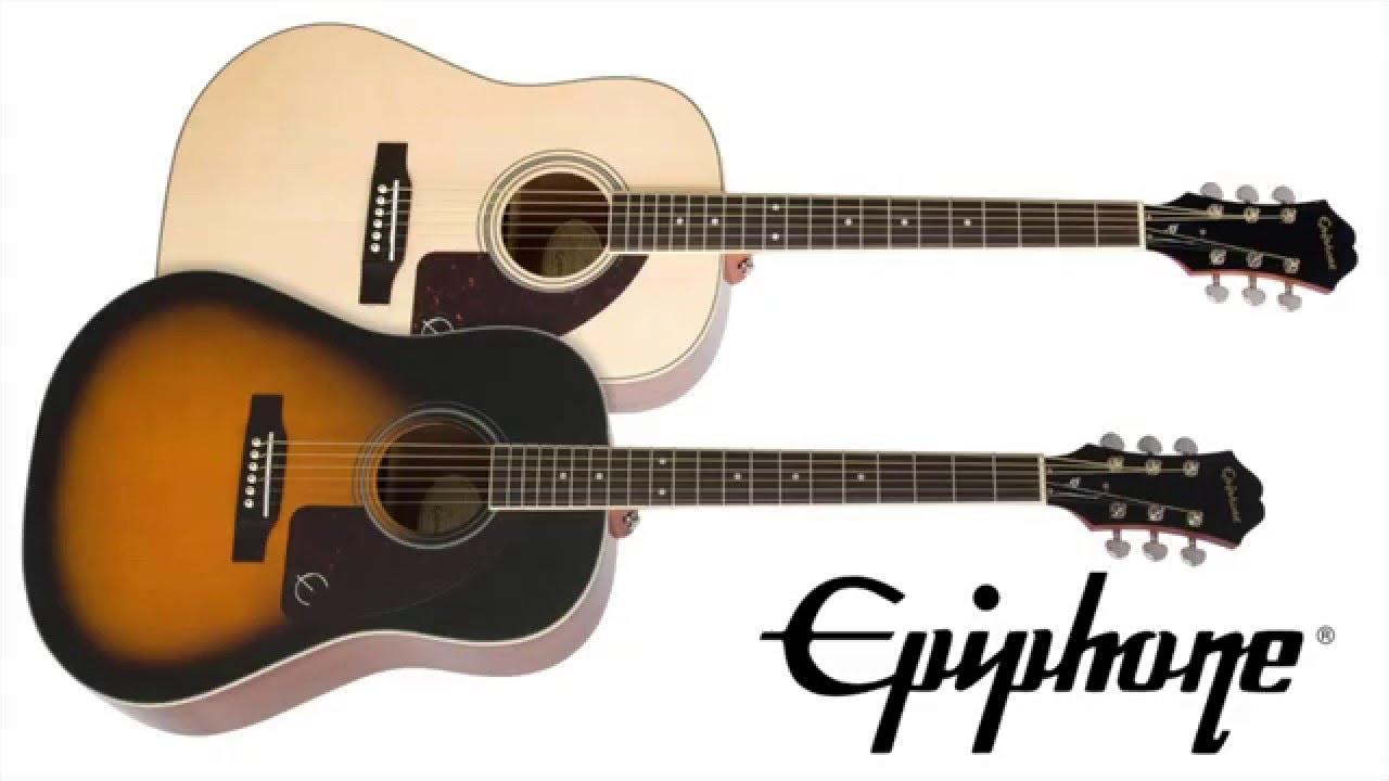 AJ-220S Acoustic Guitar