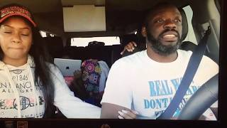 Tommy Sotomayor being Embraced by his Girlfriend