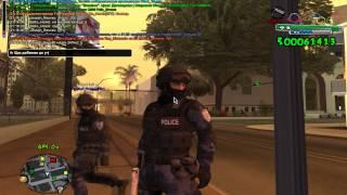 ARP-White | Обычный рабочий день сотрудника SWAT 2 (#12 ARP-W)