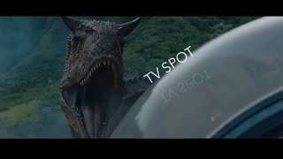 Jurassic World - Fallen Kingdom | Run! | Custom TV Spot)