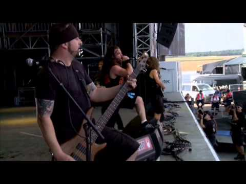 Unearth - Arise The War Cry (Live @ Summer Breeze Open Air 2012)