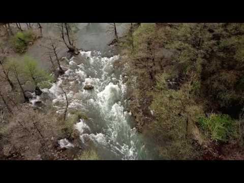Guadalupe River AWESOME drone video - DJI Mavic Pro