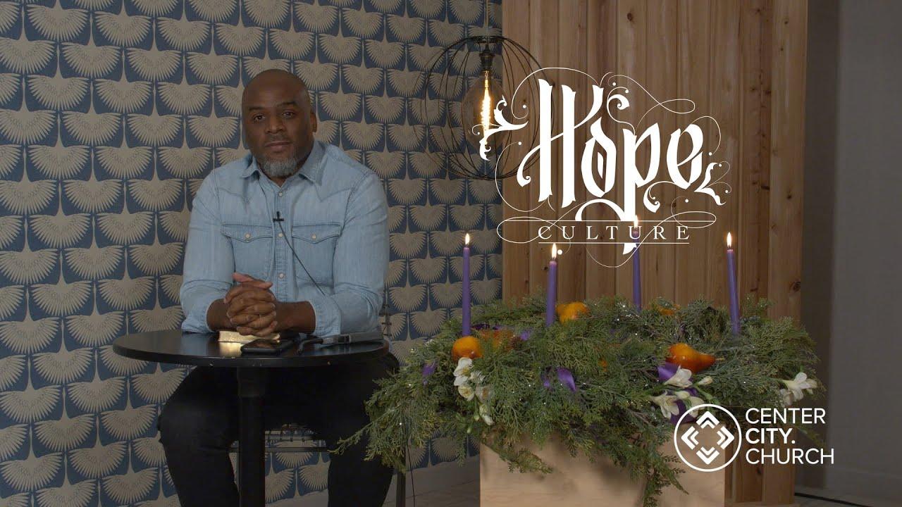 Advent Week 4: Hope for Love in Seasons of Fear