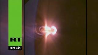 Esto es lo que verán los cosmonautas al regresar a la Tierra