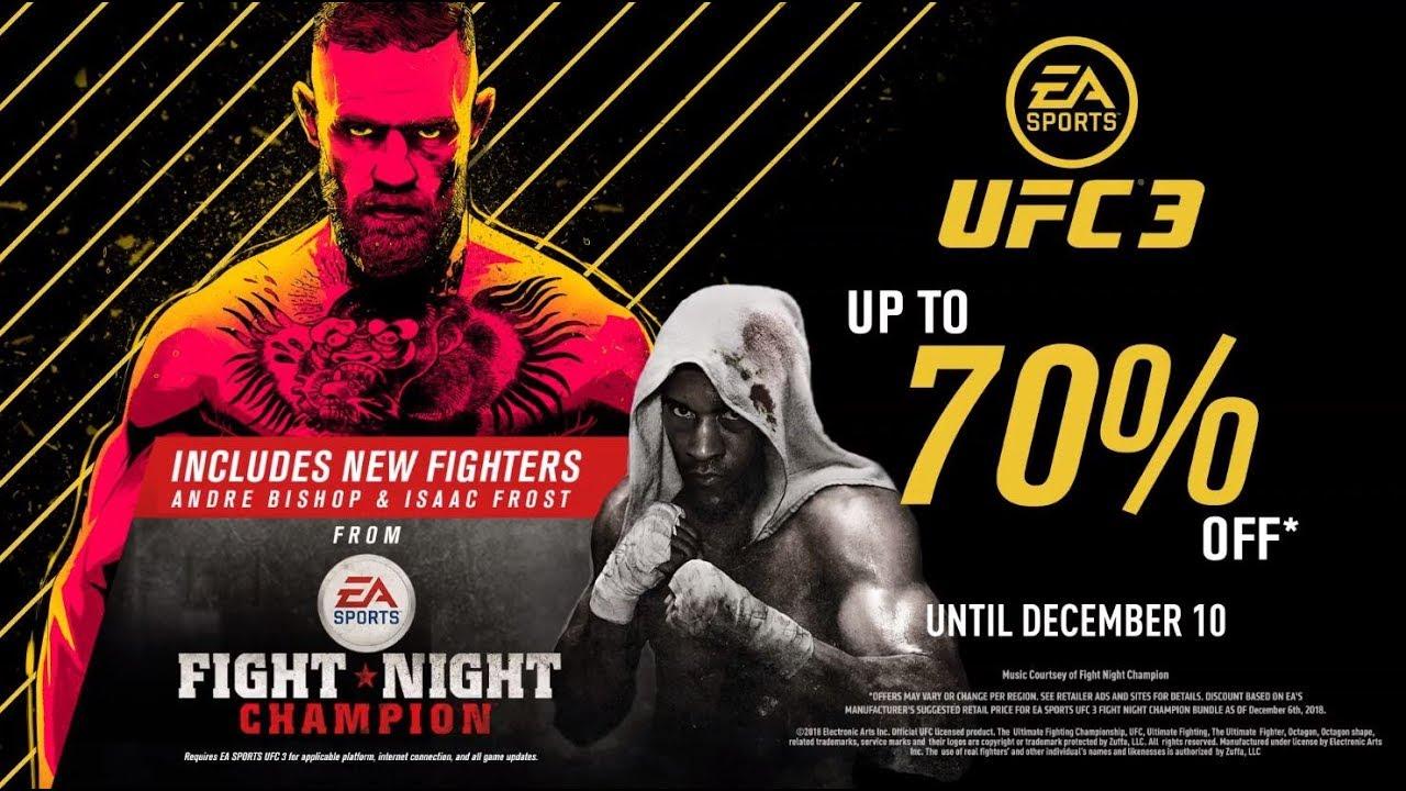 EA SPORTS UFC 3 | Fight Night ...