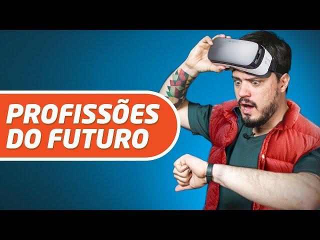 As 10 PROFISSÕES DO FUTURO - Hotmart Tips #40