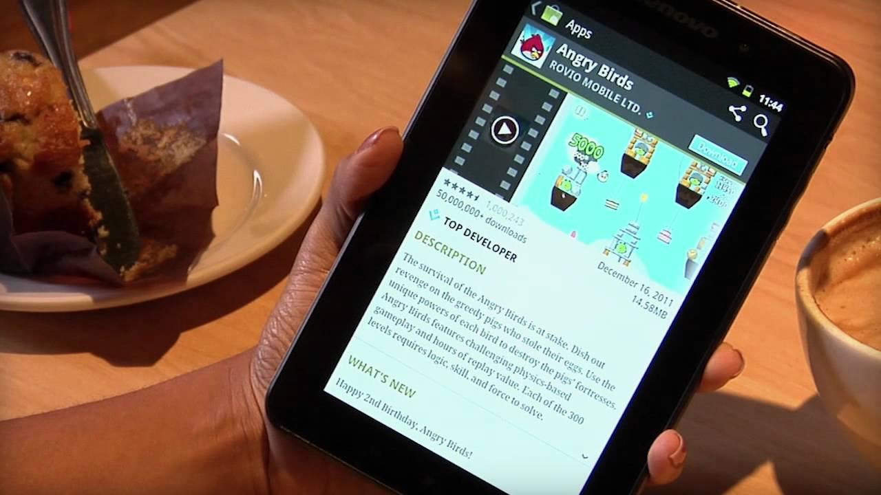 descargar play store gratis para tablet lenovo