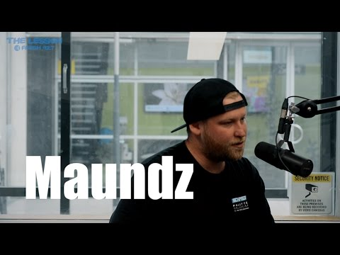 "Maundz Details His Beginnings In Rap "" I Wasn't Taking It Seriously I Was More Into Turntablism"""