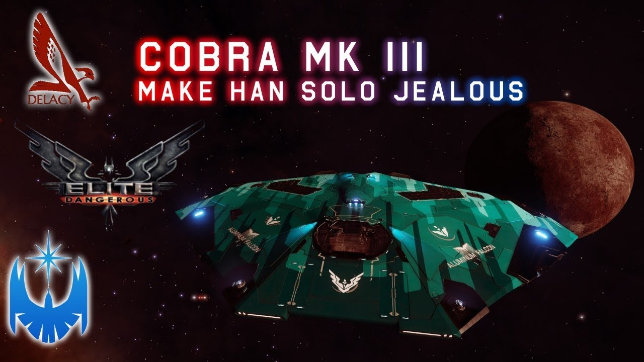 Cobra Mk Iii >> Elite Dangerous The Best Starter Ship For Anything Cobra Mk Iii