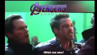 This Iron Man-Dr Strange argument never made it to Avengers: Endgame. Watch the epic deleted scene.