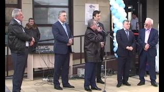 РЕН ОГНИ; Открытие МФЦ