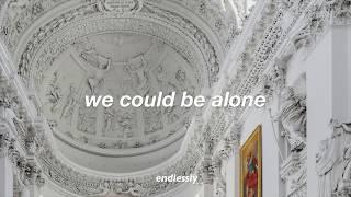 alone together // sabrina carpenter // lyrics