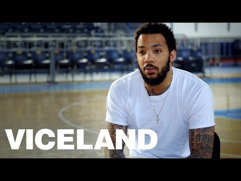 American Basketball in Serbia: VICE WORLD OF SPORTS (Extra Scene)