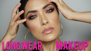 Long Wear Foundation Routine | Event Makeup | Melissa Alatorre