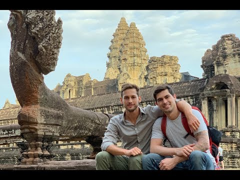 Max Travel: Cambodian Tomb Raiding