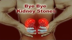 "Only 1 ingredient get rid of kidney stones ""overnight"""