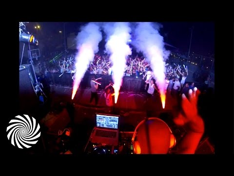 Azax Syndrom - The Beast live in Jerusalem 2014