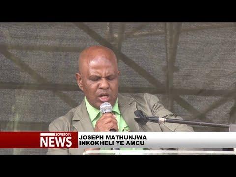 Joseph Mathunjwa disappointed no one has been arrested for Marikana massacre