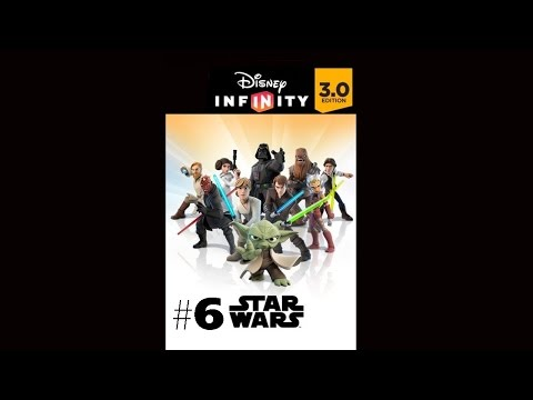 Disney Infinity 3.0 Twilight of the Republic #6 - PS4 HD - Final