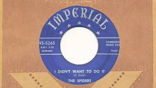 The Spiders - I Didn