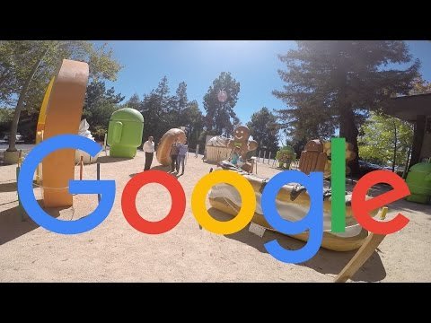 George Pop Cap 41 Visita a GooglePlex + San Francisco (Vlog)