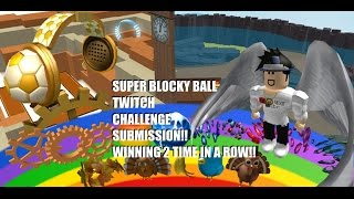 ROBLOX - TWITCH CHALLENGE SUBMISSION! I DID IT!!