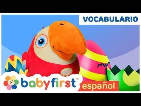 Huevos sorpresa con animales de peluche   Aprende con juguetes divertidos y canciones infantiles