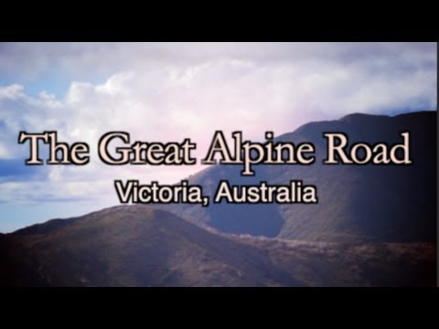 The Great Alpine Road, Victoria, Australia | Icehouse: Great Southern Land