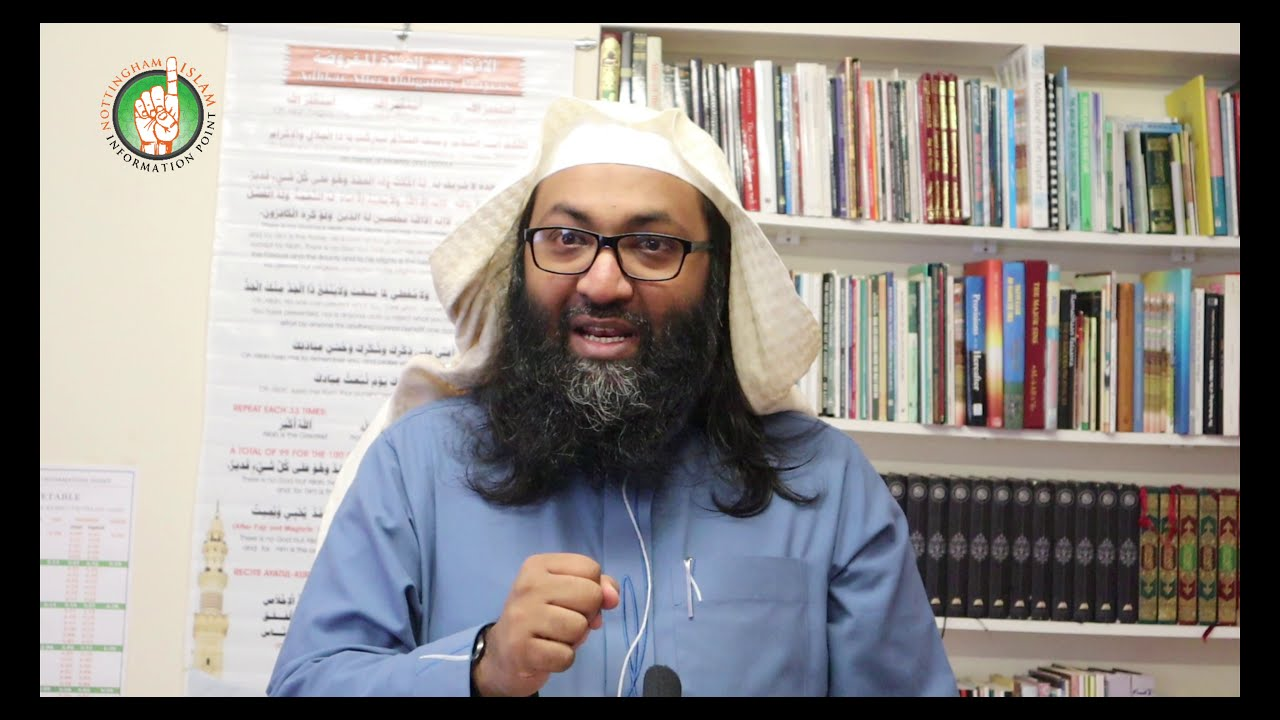 Are we really following the Messenger ﷺ? by Ustadh Rashed Al-Madani
