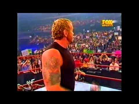 Diamond Dallas Page debut in WWF