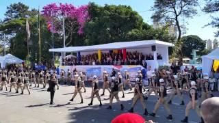 Desfile - Aniversário PMMG 240 Anos