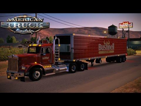American Truck Simulator - Episode 50 - Company Man!