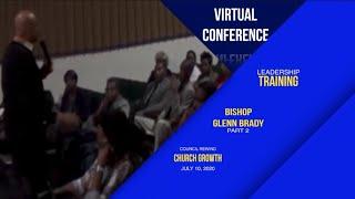 2020 JULY 10:  LEADERSHIP CLASS PT. 2 -  MSC VIRTUAL COUNCIL FLASHBACK