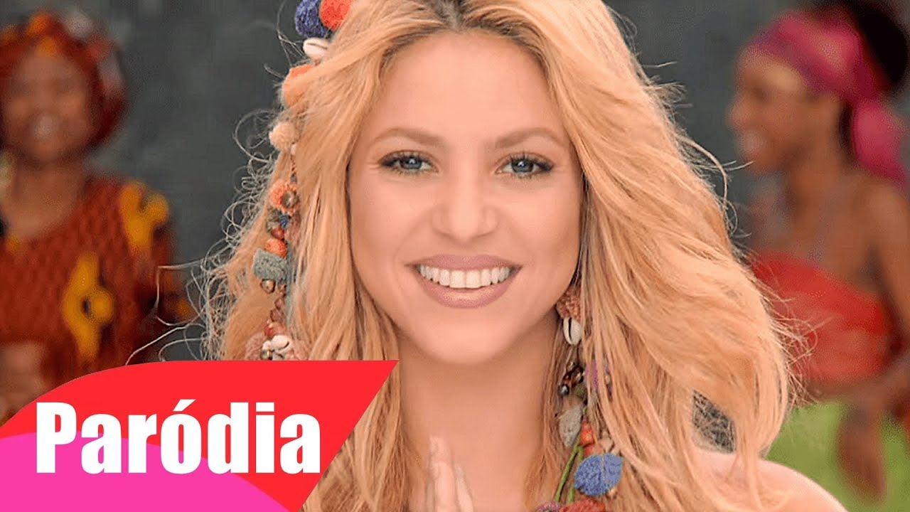 BRASIL VAI GANHAR | PARÓDIA Waka Waka - Shakira (Copa do Mundo 2018)