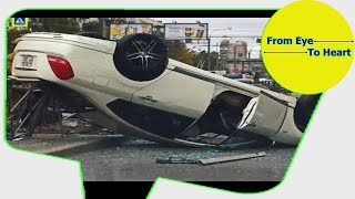 Car Crash) very Shock dash camera 2018 NEW By Top Speed Motor HD (1231) HD