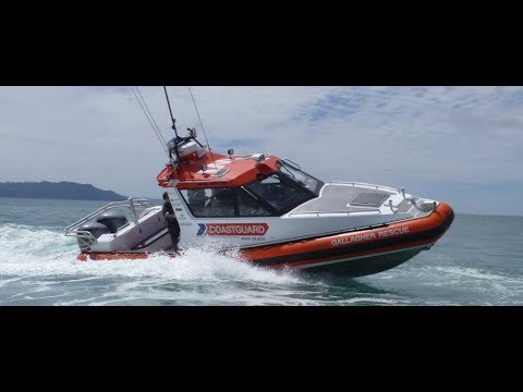 The Philippine Coast Guard  has New System of motorboats and other vessels for Security in Negros