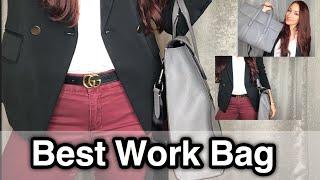 Best Work Bag/Current Favorite Work Bag