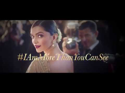 She is not just BEAUTIFUL she is UNSTOPPABLE - Presenting Deepika Padukone for LUX