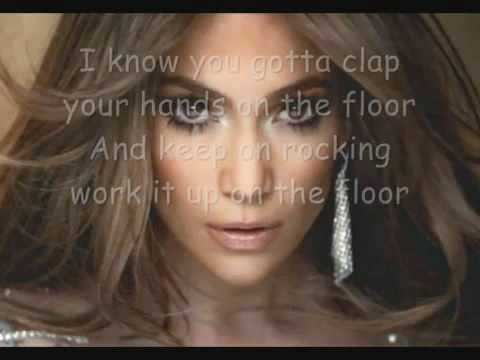 Jennifer Lopez   On The Floor Ft Pitbull Lyrics.flv