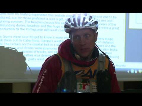 Interview with Mike Kloser on Stage 2 - HD