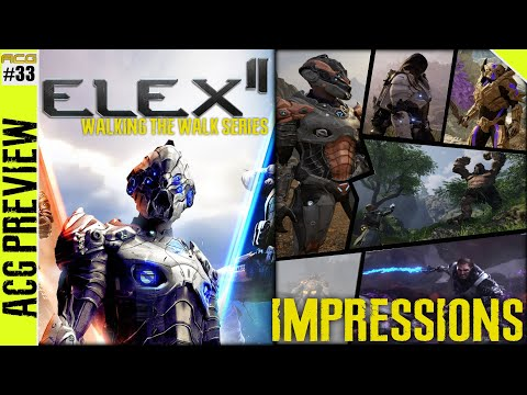 ELEX 2 May Be the Jetpack Assisted AA Game This Year   Impressions   Walking the Walk #33